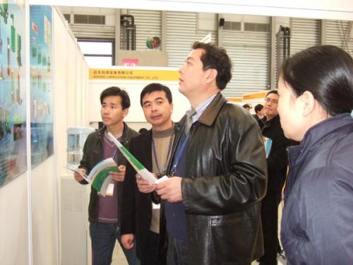 上海国际博览中心参展图片