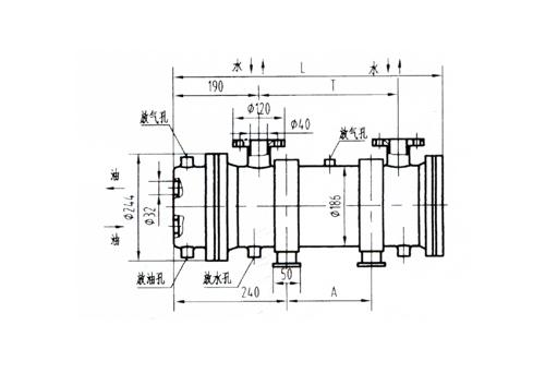 4LQF3W 型冷却器