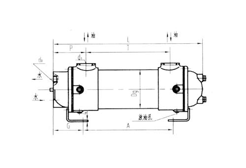 2LQGW 型冷却器