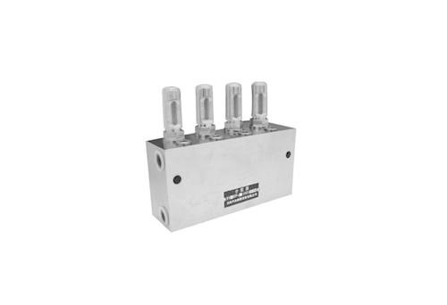 SDPQ-L、SSPQ-L系列双线分配器