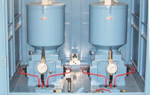 智能集中润滑系统润滑泵站概述