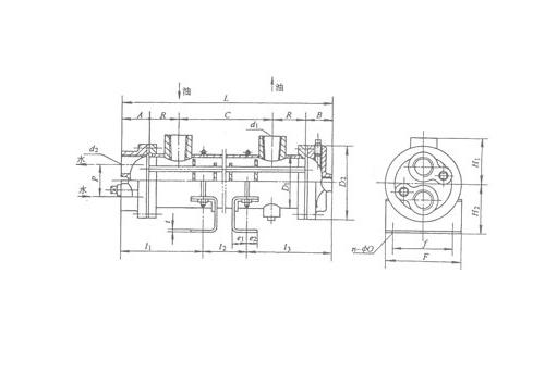 2LQG2W 型冷却器