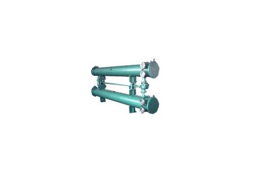 管式SGLL型双联卧式油冷却器