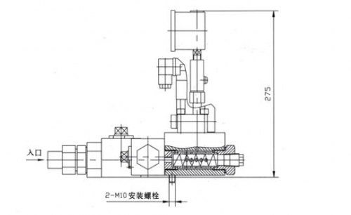 MF01型补脂制阀