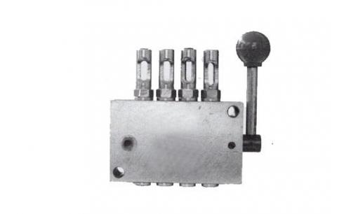 上海DX型手动单线分配器