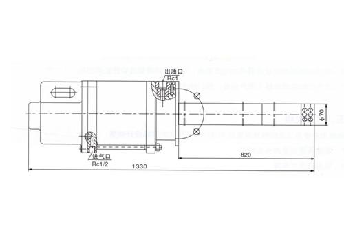 FHAP系列气动干油泵
