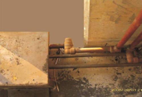 智能集中润滑系统管路配置